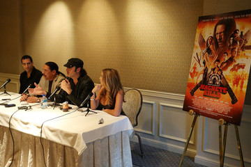 Robert Rodriguez 'Machete Kills' Press Conference in Beverly Hills