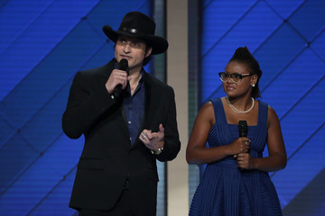 Robert Rodriguez Democratic National Convention: Day Three