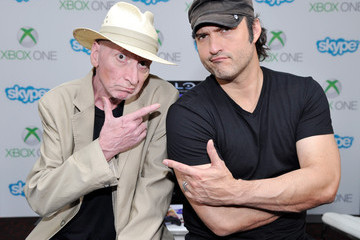 Robert Rodriguez Xbox VIP Lounge At The Hard Rock Hotel