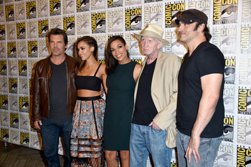 "Robert Rodriguez ""Frank Miller's Sin City: A Dame To Kill For"" Press Line - Comic-Con International 2014"