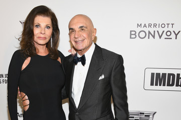 Robert Shapiro Linell Shapiro Marriott Bonvoy Moments At The 27th Annual Elton John AIDS Foundation Academy Awards Viewing Party Celebrating EJAF And The 91st Academy Awards - Arrivals