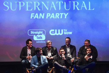 "Robert Singer CW's ""Supernatural"" Fan Party To Celebrate The 200th Episode Of ""Supernatural"""