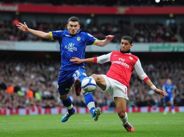 Arsenal v Leeds United - FA Cup 3rd Round