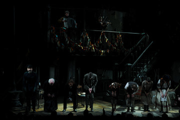 "Robert Stanton ""Dying For It"" Opening Night - Curtain Call"