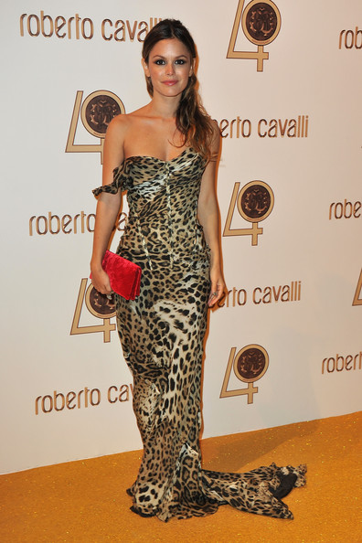 Rachel Bilson attends the Roberto Cavalli party at Les Beaux-Arts de Paris as part of the Paris Fashion Week Ready To Wear S/S 2011 on September 29, 2010 in Paris, France.