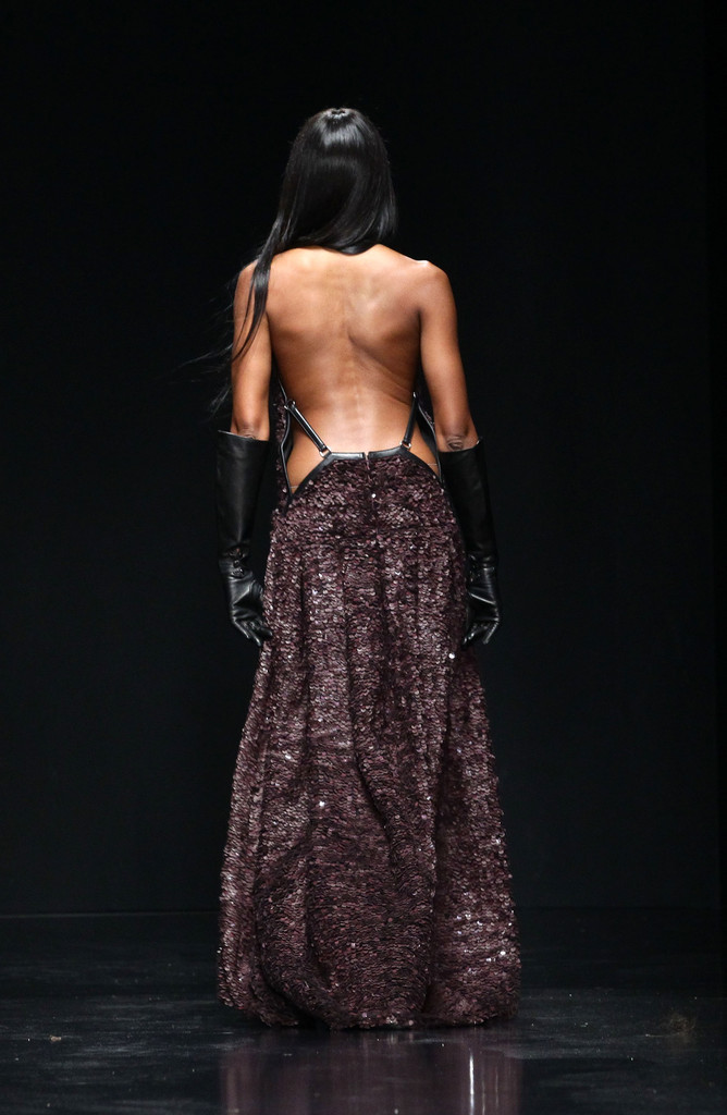 Roberto Cavalli in The Week of The Fashion of Milan Autumn/Winter 2007/08