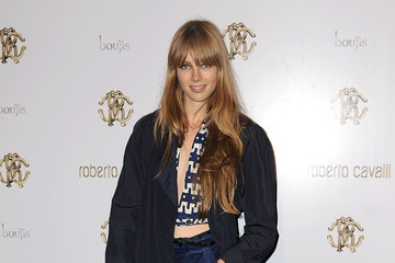Edie Campbell Roberto Cavalli Store Launch - After Party