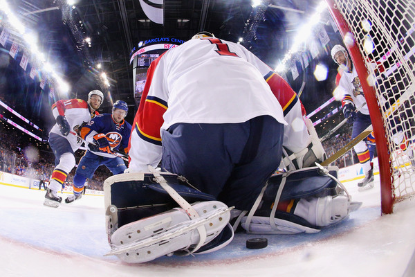 Roberto Luongo Photos Photos Florida Panthers V New York Islanders