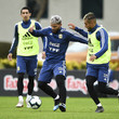 Roberto Pereyra Argentina Training Session And Press Conference