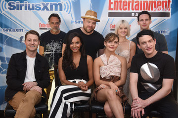 Robin Lord Taylor SiriusXM's Entertainment Weekly Radio Channel Broadcasts From Comic Con 2017 - Day 3
