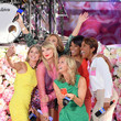 Robin Roberts Taylor Swift Performs On ABC's 'Good Morning America'