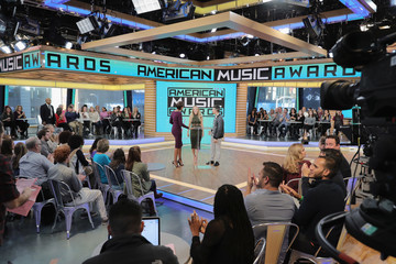 Robin Roberts 2016 American Music Awards - Nominations Announcement