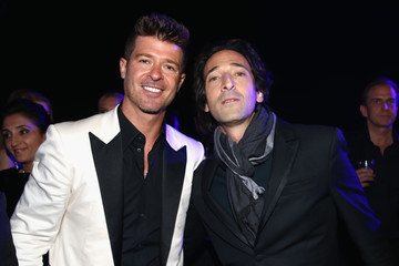 Robin Thicke De Grisogono Party - The 68th Annual Cannes Film Festival