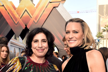 Robin Wright Premiere of Warner Bros. Pictures' 'Wonder Woman' - Red Carpet