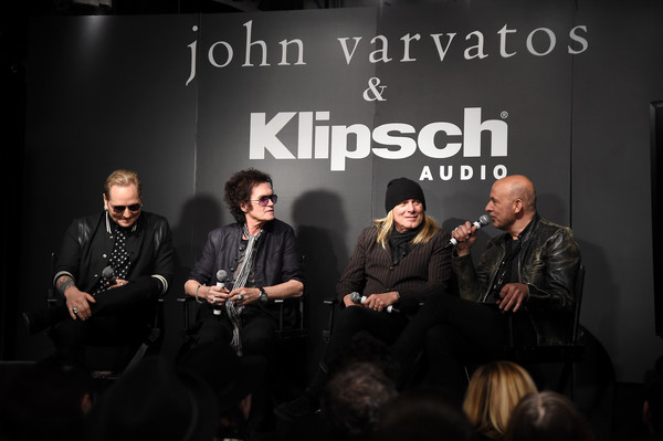 Klipsch Audio Presents an Intimate Inductee Conversation Hosted by John Varvatos
