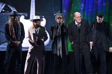 Robin Zander Rick Nielsen 31st Annual Rock and Roll Hall of Fame Induction Ceremony - Show