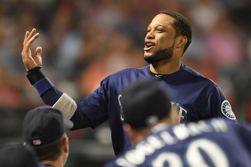 Robinson Cano Seattle Mariners v Los Angeles Angels of Anaheim