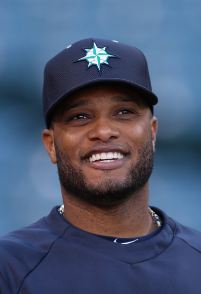 Robinson Cano Pictures - Seattle Mariners v Los Angeles ...