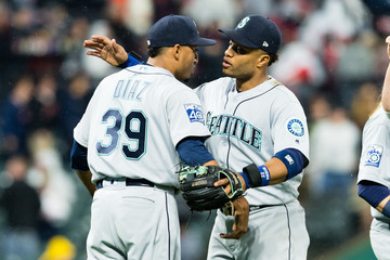 Robinson Cano Seattle Mariners v Cleveland Indians