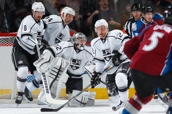Los Angeles Kings v Colorado Avalanche []