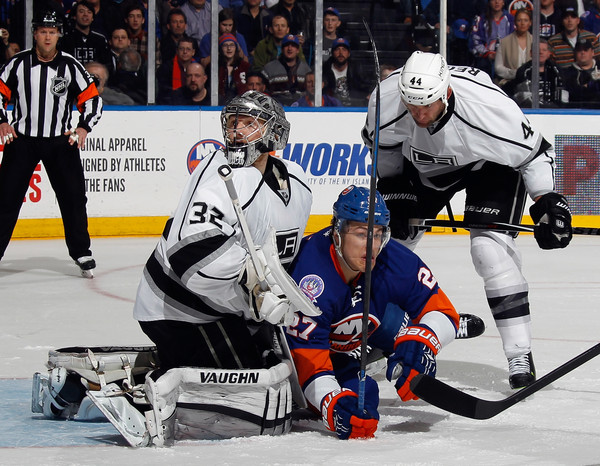 Los Angeles Kings v New York Islanders []