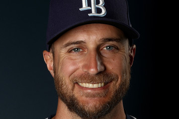 Rocco Baldelli Tampa Bay Rays Photo Day