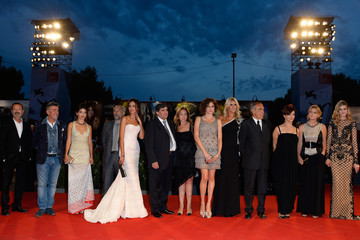 Rocco Papaleo Premio Kineo Red Carpet - The 70th Venice International Film Festival