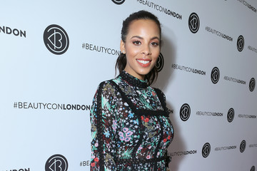 Rochelle Humes Beautycon Festival London 2016 at London's Olympia