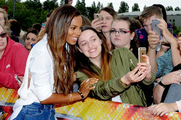 Rochelle Humes 'The X Factor' - Manchester Auditions