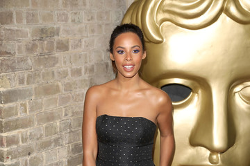 Rochelle Humes BAFTA Children's Awards - Red Carpet Arrivals