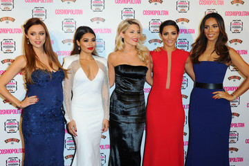 Rochelle Humes Cosmopolitan Ultimate Women of the Year Awards