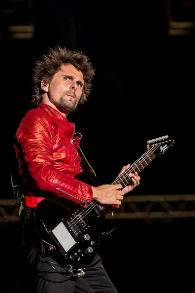 Matt bellamy in rock in rio festival zimbio rock in rio festival voltagebd Image collections