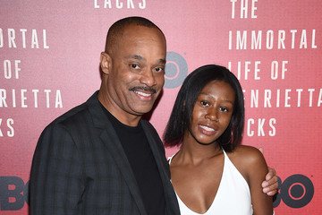 Rocky Carroll 'The Immortal Life of Henrietta Lacks' New York Premiere - Arrivals