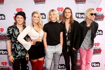 Rocky Lynch iHeartRadio Music Awards - Arrivals
