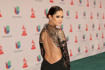 Rocsi Diaz Heineken, The Official Beer Sponsor Of The Latin GRAMMY Awards, Celebrates The Biggest Night In Latin Music At The 15th Annual Latin GRAMMY Awards - Green Carpet