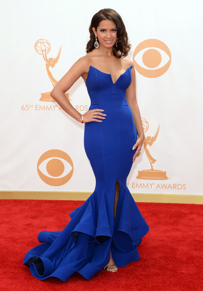 Rocsi Diaz - Arrivals at the 65th Annual Primetime Emmy Awards — Part 5