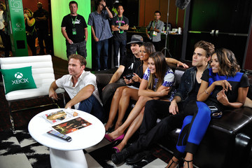 Rocsi Diaz Xbox VIP Lounge At The Hard Rock Hotel