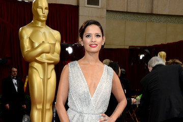 Rocsi Diaz Arrivals at the 86th Annual Academy Awards — Part 14