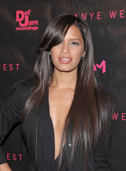 "Rocsi B.E.T. Host Rocsi attends the ""Runaway"" New York premiere at Landmark's Sunshine Cinema on October 21, 2010 in New York City."