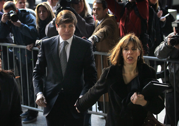 rod blagojevich trial. Rod Blagojevich Re-Trial