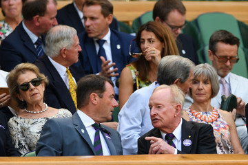 Rod Laver Day Four: The Championships - Wimbledon 2017