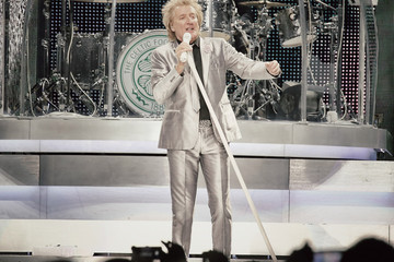 Rod Stewart Rod Stewart Performs in NYC