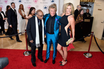 Rod Stewart 2014 Carousel of Hope Ball Presented by Mercedes-Benz - Arrivals