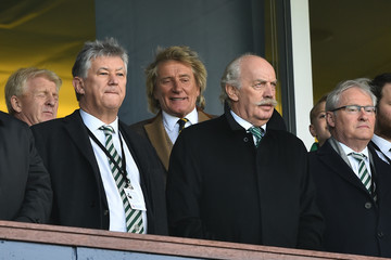 Rod Stewart Rangers v Celtic - William Hill Scottish Cup Semi Final