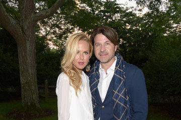Rodger Berman NET-A-PORTER Co-Hosts The GOOD+ Foundation's Hamptons Summer Dinner - Arrivals
