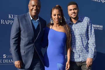 Rodney Peete Holly Robinson Peete 5th Annual Blue Diamond Foundation - Arrivals