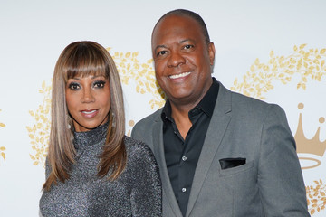 Rodney Peete Holly Robinson Peete 2019 Winter TCA Tour - Hallmark Channel And Hallmark Movies And Mysteries - Arrivals