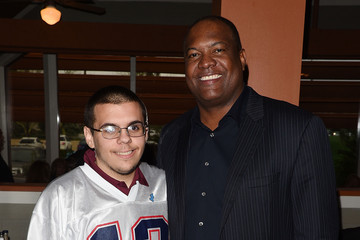 Rodney Peete Vincent Stover Autism Speaks And HollyRod Foundation - Super Kid Honors 2015