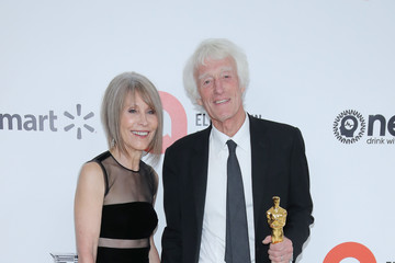 Roger Deakins 28th Annual Elton John AIDS Foundation Academy Awards Viewing Party Sponsored By IMDb, Neuro Drinks And Walmart - Arrivals