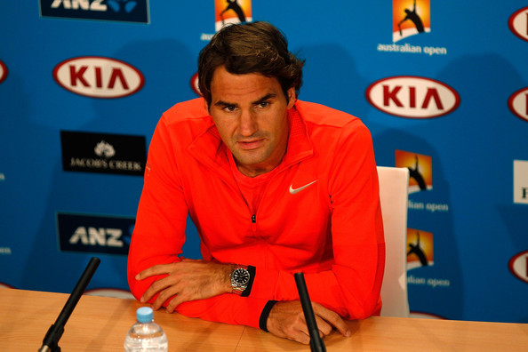 Roger Federer - 2014 Australian Open Previews